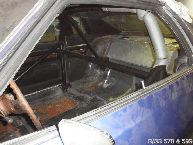 '74 Malibu Classic Stock Eliminator P3240364