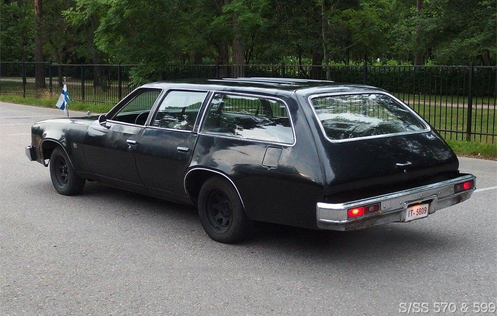 '74 Chevrolet Malibu Classic STW  P7224799