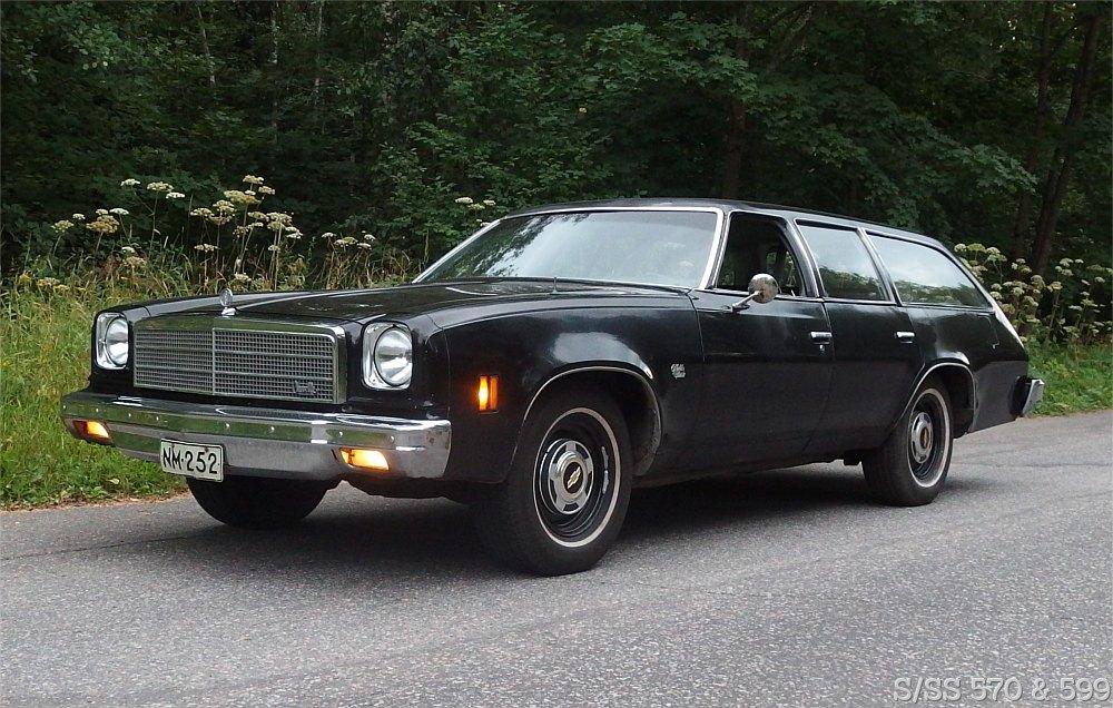 '74 Chevrolet Malibu Classic STW  P7294869