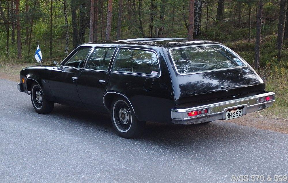 '74 Chevrolet Malibu Classic STW  P8015057