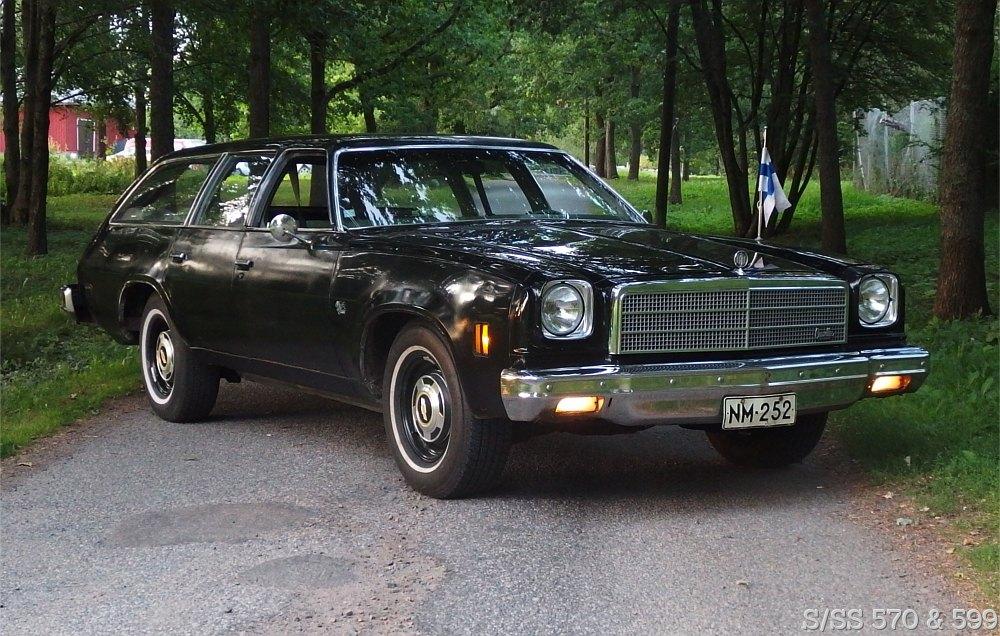 '74 Chevrolet Malibu Classic STW  P8024734